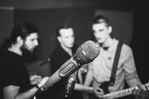 Próba mikrofon